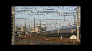 JR常磐線 2021/09/10 カシオペアハンドル訓練ほか