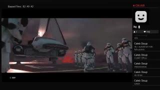Lets play star wars battlefront thumbnail