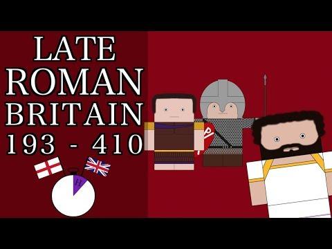 Ten Minute English and British History #02 - Late Roman Britain
