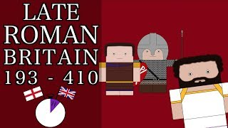 Ten Minute English and British History #02 - Late Roman Britain (Short Documentary)