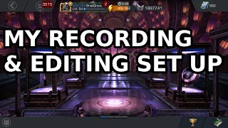 [MCOC] HOW I RECORD GAMEPLAY - FREE! (Android)