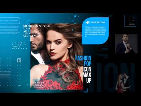 Fashion Slideshow  - After Effects Template From Videohive