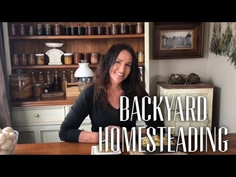 WELCOME TO MOAT COTTAGE HOMESTEADING - BACK YARD HOMESTEADING CHANNEL