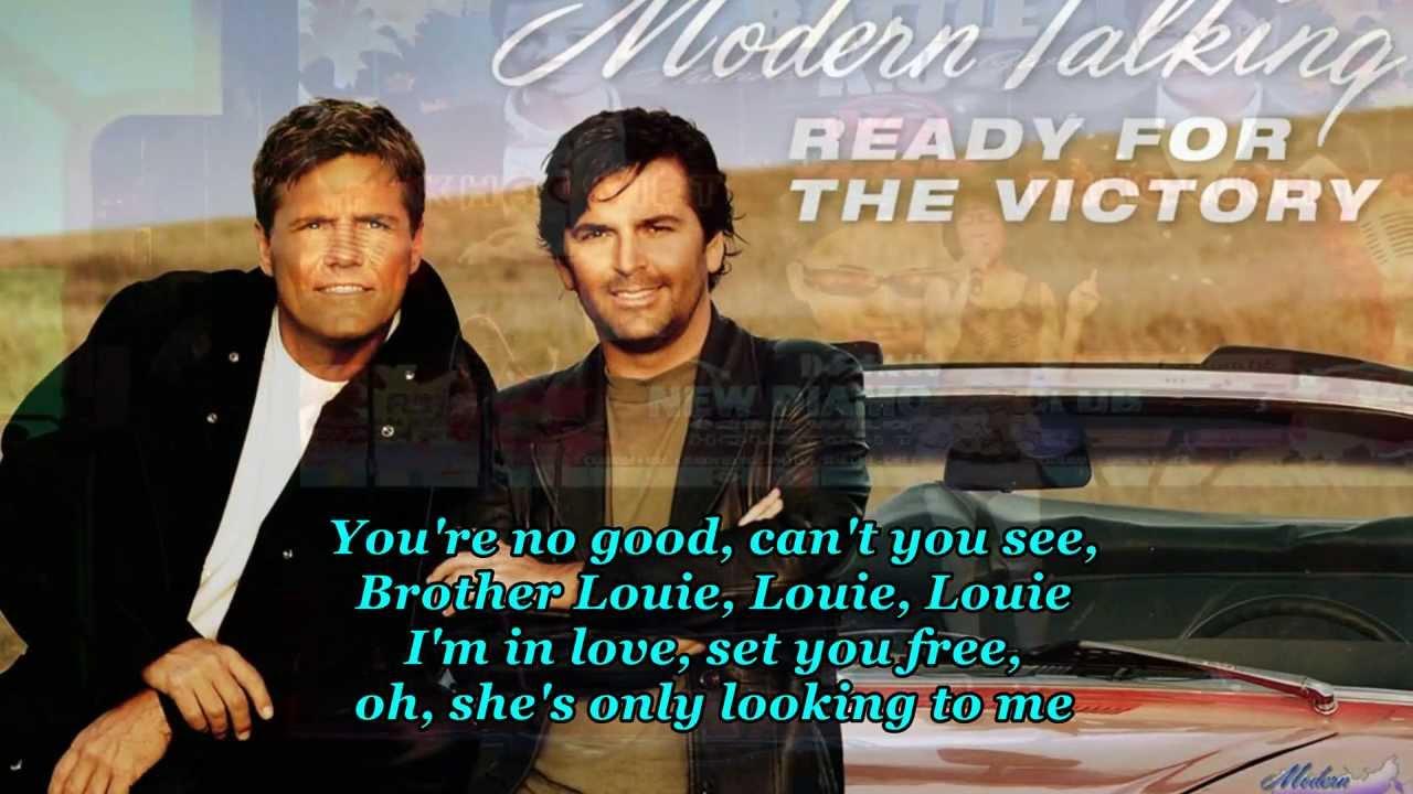 Brother louie lyrics