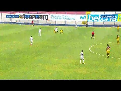 Liga1 Movistar: Sebastián González fue asistido por Jairo Concha para otro gol de la San Martín