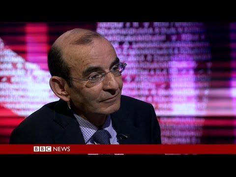 BBC HARDtalk - Raja Shehadeh, Palestinian Human Rights Activist and Writer (16/3/15)