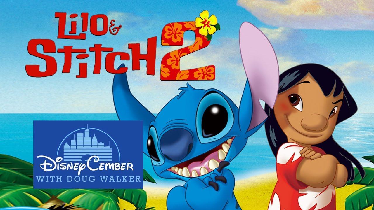 Stitch 2: Stitch Has a Glitch Disney animated sequels