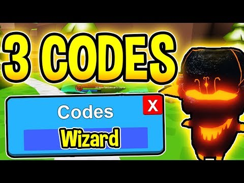ALL 3 NEW WIZARD SIMULATOR CODES - New Release/ Roblox