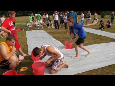Juegos De Agua Para Campamento Dinamicas Y Juegos