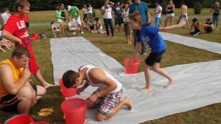 Camp Water Games - Round 2 (Summer Camp Water Games)
