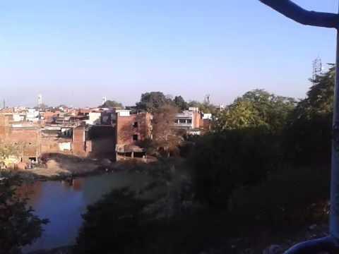 Yamuna river in india
