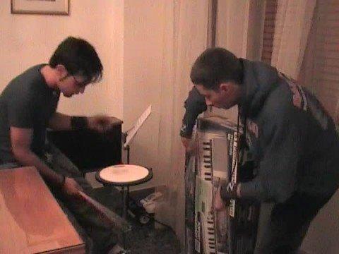 Giuseppe vs Bardo | drums solo 2