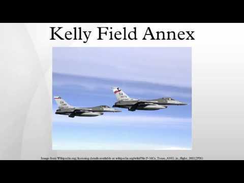Kelly Field Annex