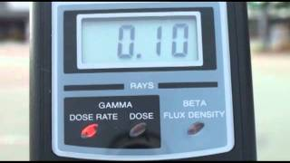 福島県猪苗代町の野口英世記念館での放射線量測定です。 2011.8.10 06:4...