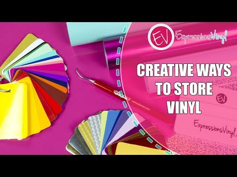Creative Ways To Store Vinyl