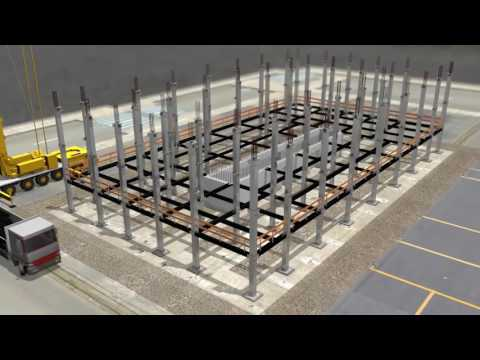 2015 EDITION   How to install NPS®  composite beam, column and slab