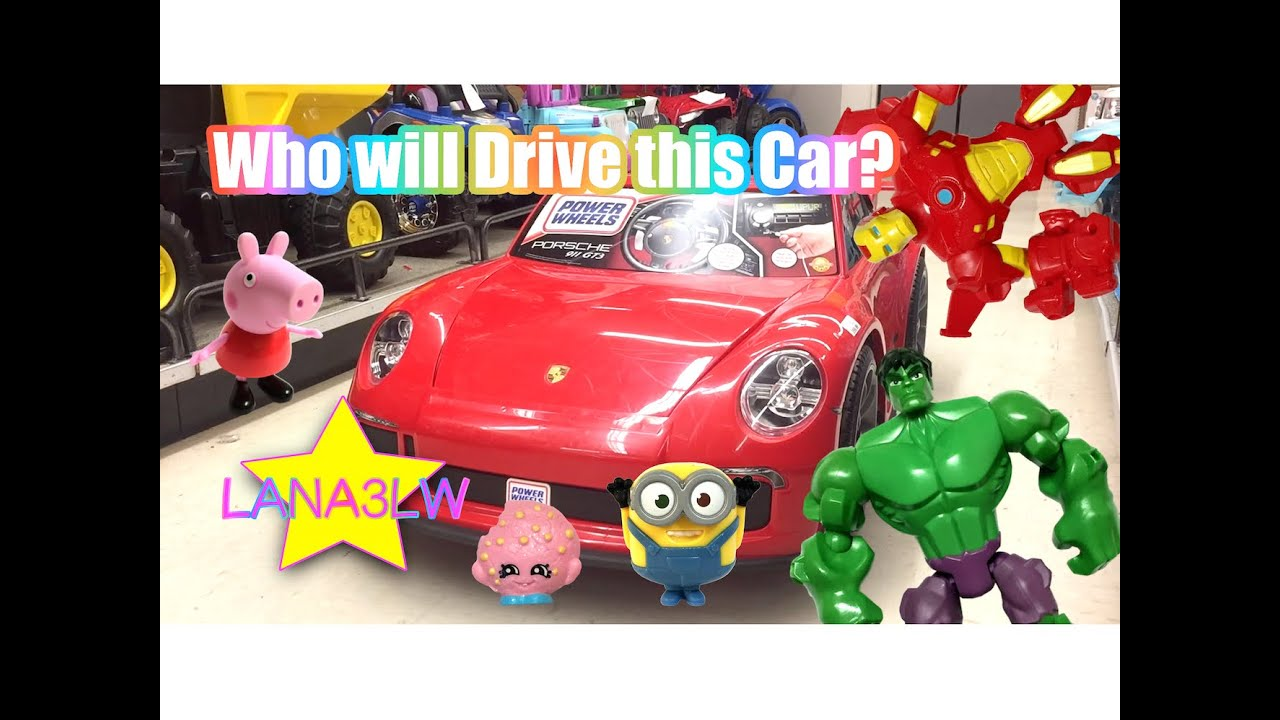 Best Popular Kids Red Porsche 911 Gt3 Turbo Ride On Electric Car