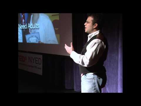 TEDxNYED - Chris Lehmann - 03/06/10
