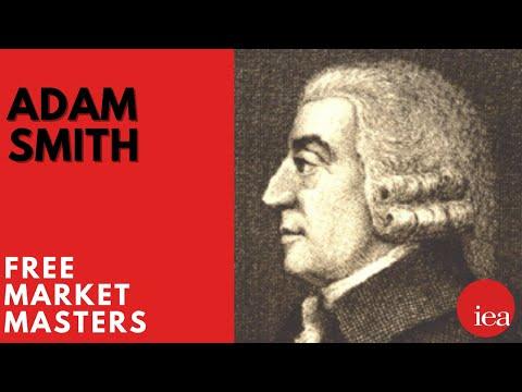 Free Market Masters: Adam Smith