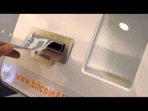 Bitcoin Vending Machine (Bitcoin ATM) In Singapore (Asia's First Public Bitcoin Machine)