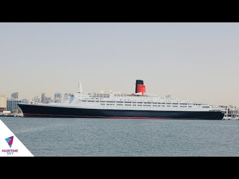Queen Elizabeth 2 - Floating Hotel in Dubai