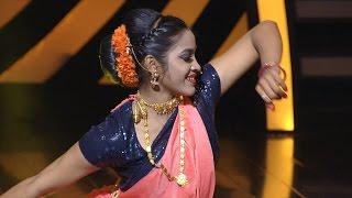 D3 D 4 Dance I Shamas & Ankit - Lavani I Mazhavil Manorama