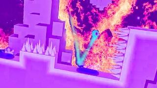 УРОВЕНЬ УПАЛ | LEVEL DOWN(Спасибо за Лайк и Подписку Бро (^ヮ^)/ ○Level down - а ты сможешь пройти? Нереально! ○Предыдущий ролик - https://youtu.be/..., 2017-02-07T19:00:11.000Z)