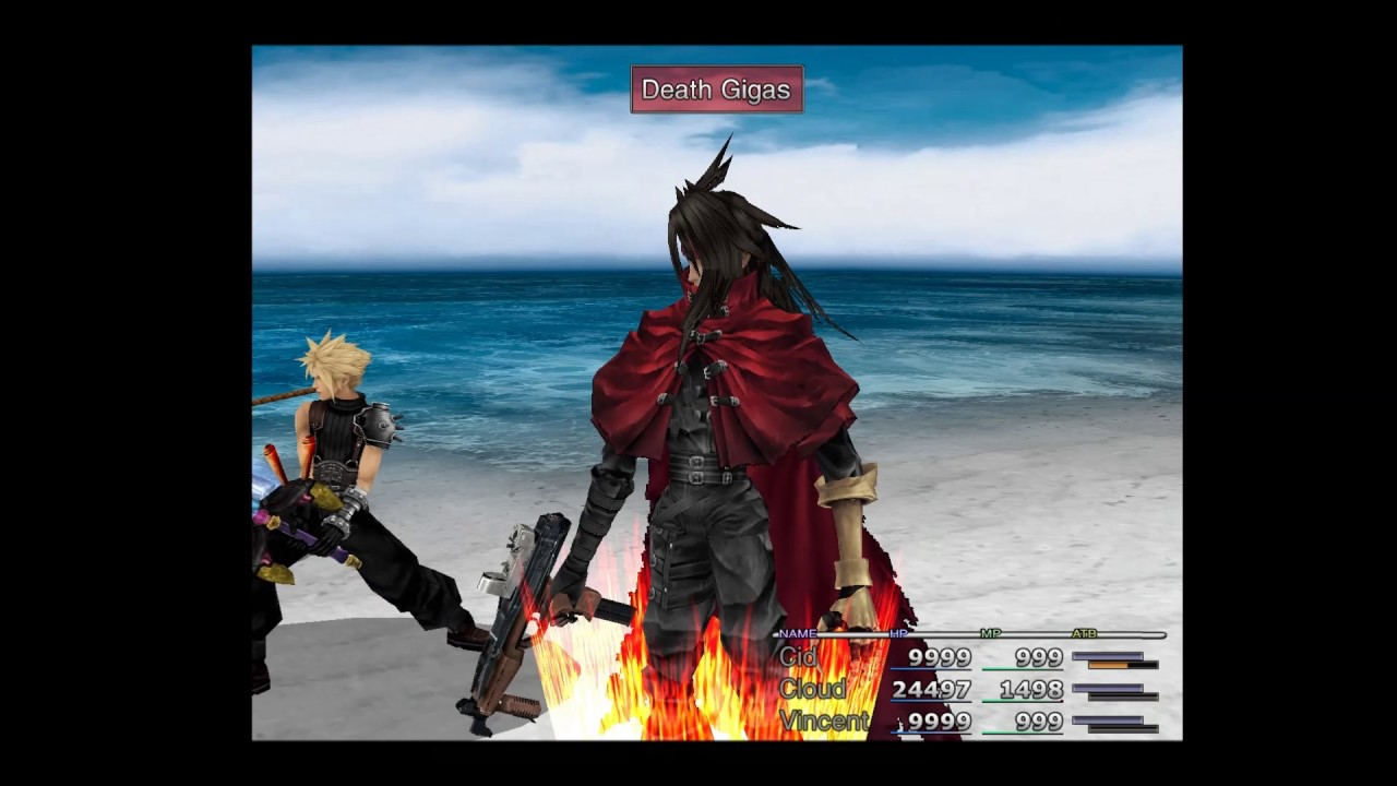 Final Fantasy VII - High Quality Graphics and Music Mod Test