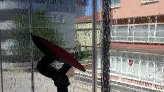 Cam balkon temizliğinin püf noktaları / çok kolay tarifler