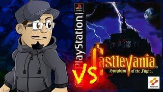 Johnny vs. Castlevania: Symphony of the Night
