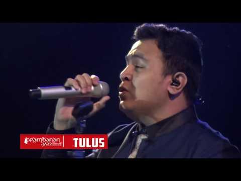 TULUS - Gajah (Live at IndiHome Prambanan Jazz 2016) Official
