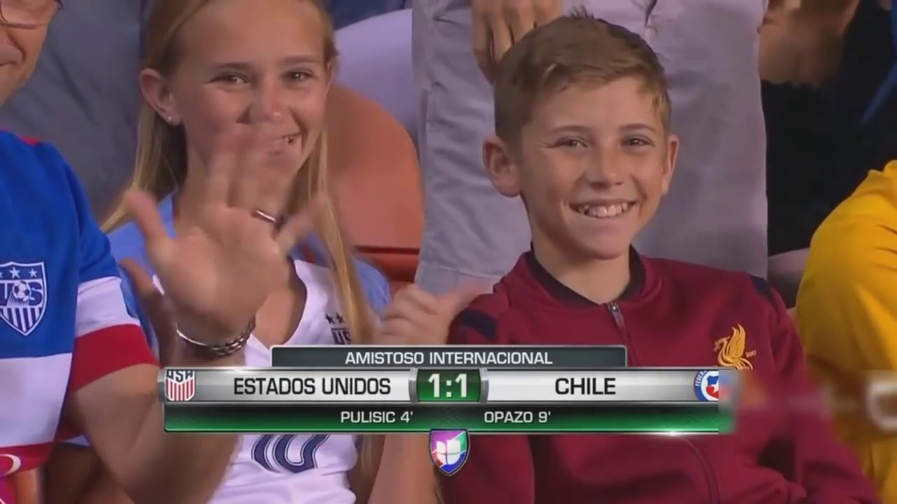 Download USA Vs Chile (1-1) Extended highlights & Goals 2019