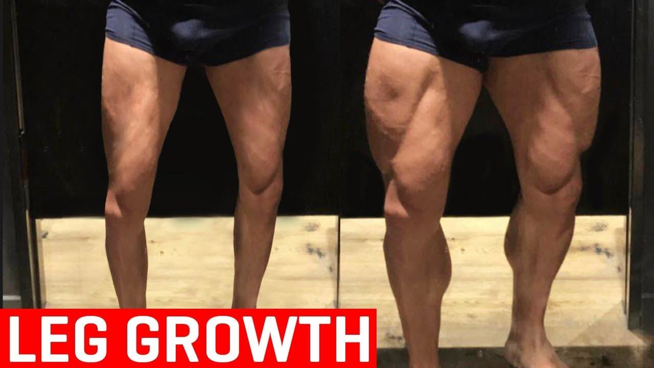 Legs men thick What to