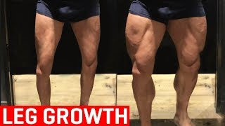 HOW TO GET BIG LEGS (7 KEY TIPS!)