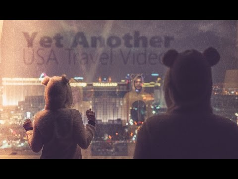 Yet Another USA Travel Video