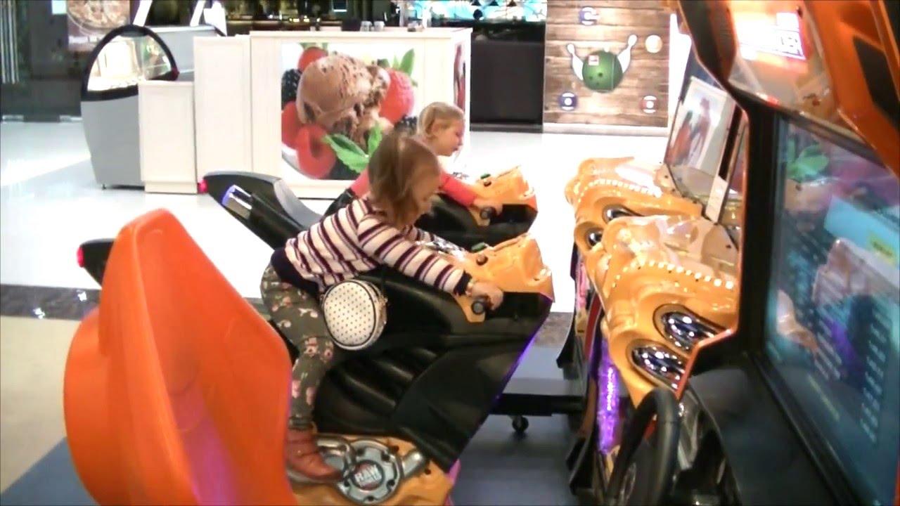 Игровые автоматы для детей спб