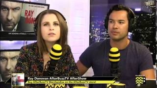 "Ray Donovan  After Show  Season 1 Episode 3 "" Twerk "" 