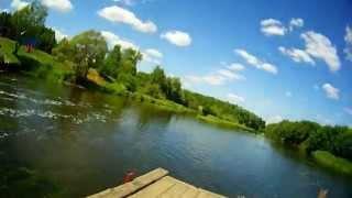 видео: Сплав по река Цна.Моршанск-Старочернеево