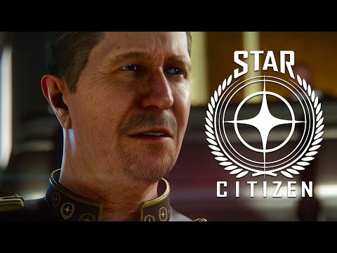 Admiral Bishop Senate Speech Starring Gary Oldman - Star Citizen Official Trailer