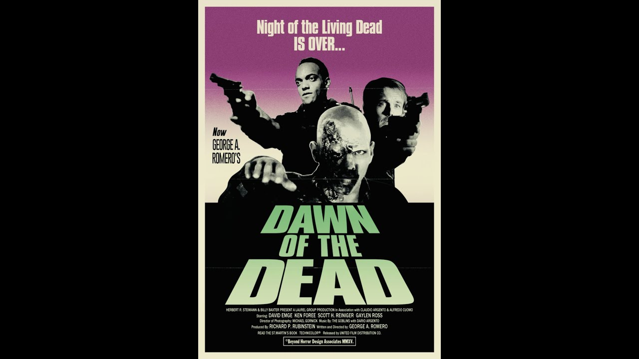 016 Sunday Night Cinny Dawn of the Dead 1978