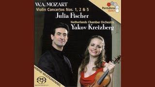 """Violin Concerto No. 5 in A Major, K. 219, """"Turkish"""": I. Allegro aperto"""