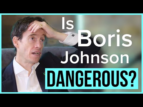 Rory Stewart's Long Pause When Asked If Boris Johnson Is Dangerous - LBC
