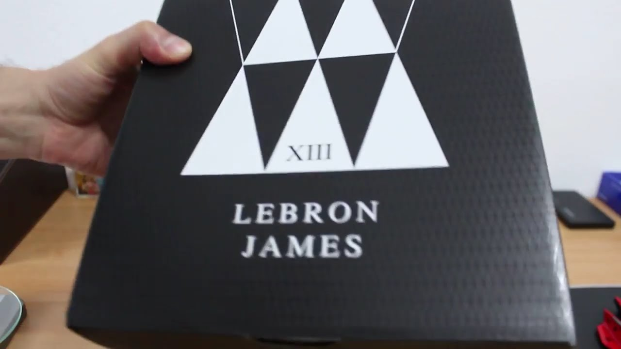 6ed2184f6db Nike LeBron XIII Low Limited Edition Unboxing and Review - YouTube