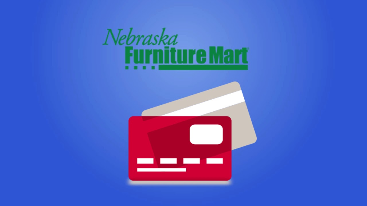 Nebraska Furniture Credit Card Youtube