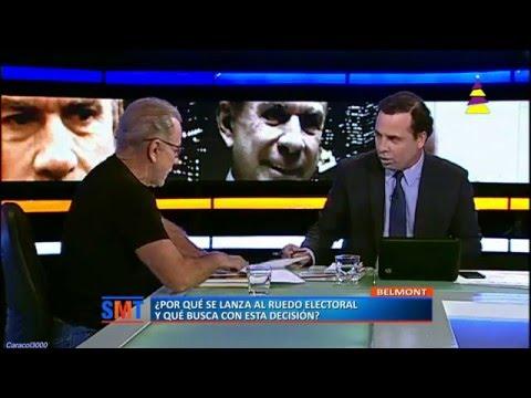 Belmont en SMT con Aldo Mariategui y Monica Delta 13/12/2015