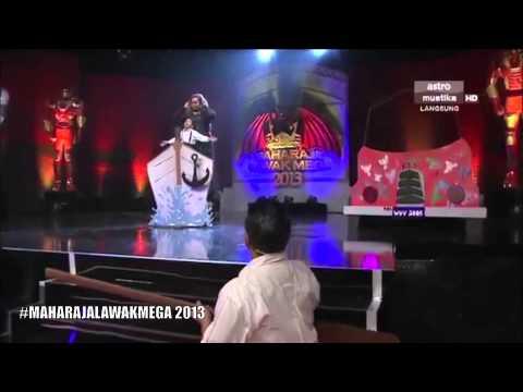 Maharaja Lawak Mega 2013 - Minggu 4 - Persembahan SayWho