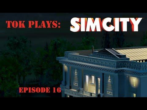 Tok plays Sim City - part 16 - Shoring up Carson Shores