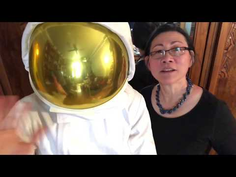 CYIF 2018 WEB TV by Alice L. Lee - director of Artemis & the Astronaut- greeting to Cyprus Int'l FF