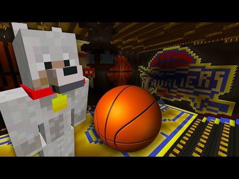 NBA FINALE 2K16 | HIDE AND SEEK | MINECRAFT XBOX