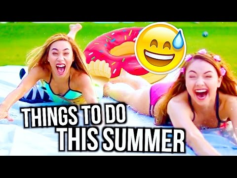 Thumbnail: How To Have The Best Summer | Things to do AT HOME!